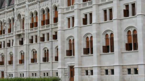 Budapest Parlament épülete