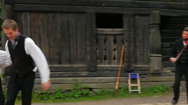 tradiční scandiavian tanec