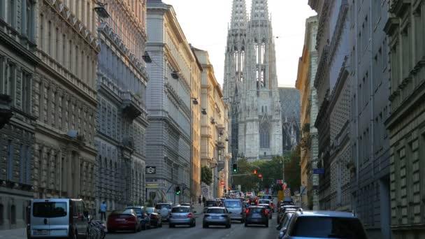 Pouliční Votivní kostel a muzeum Freuda