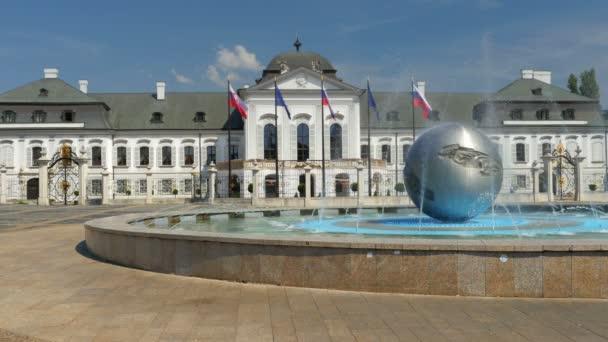 Grasalkovičův palác v Bratislavě