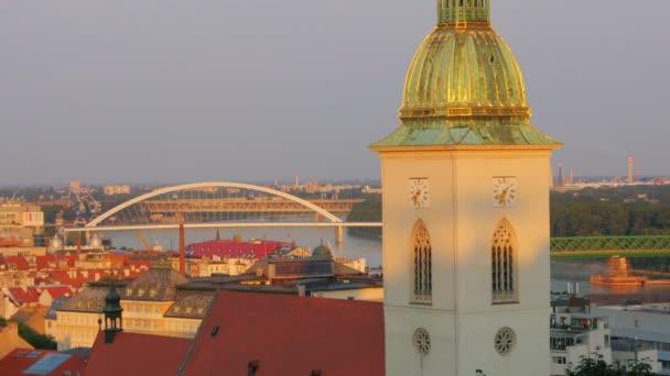 Bratislavské staré město zobrazení