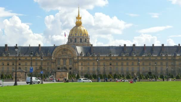 View of hotel national des invalides