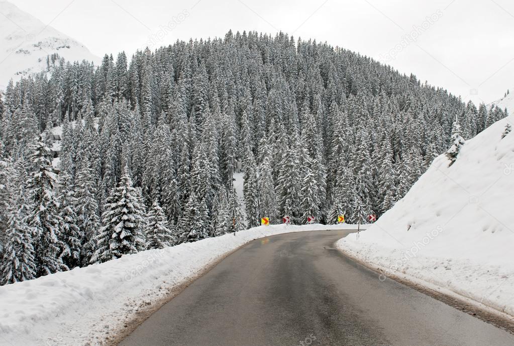 Mountin Road, Austria