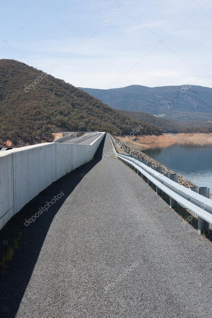 Blowering Dam, New South Wales, Australia