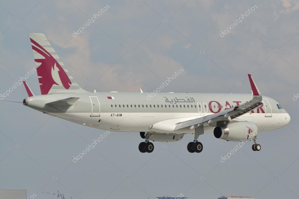 Avio da qatar airways fotografia de stock editorial mysterious avio da qatar airways fotografia stopboris Image collections