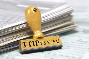 TTIP free trade agreement