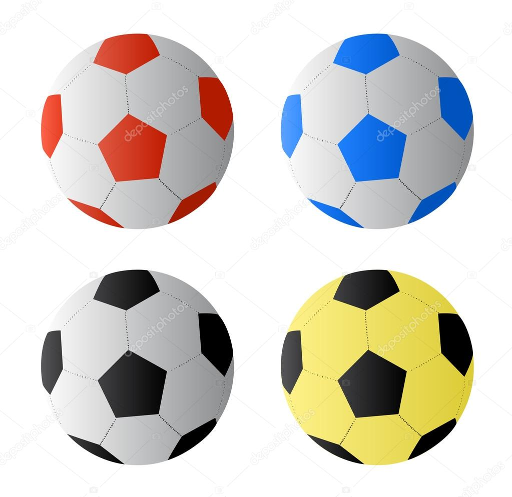 This is an image of Printable Footballs inside soccer ball
