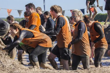 Tough mudder 2015 London South