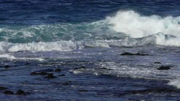 Hullámok az Atlanti-óceán