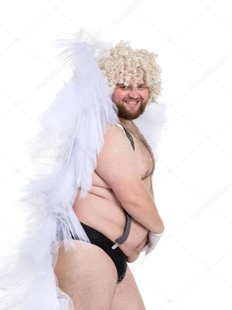 dicker mann sexy