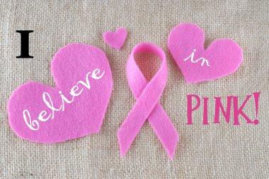Breast cancer awareness month October