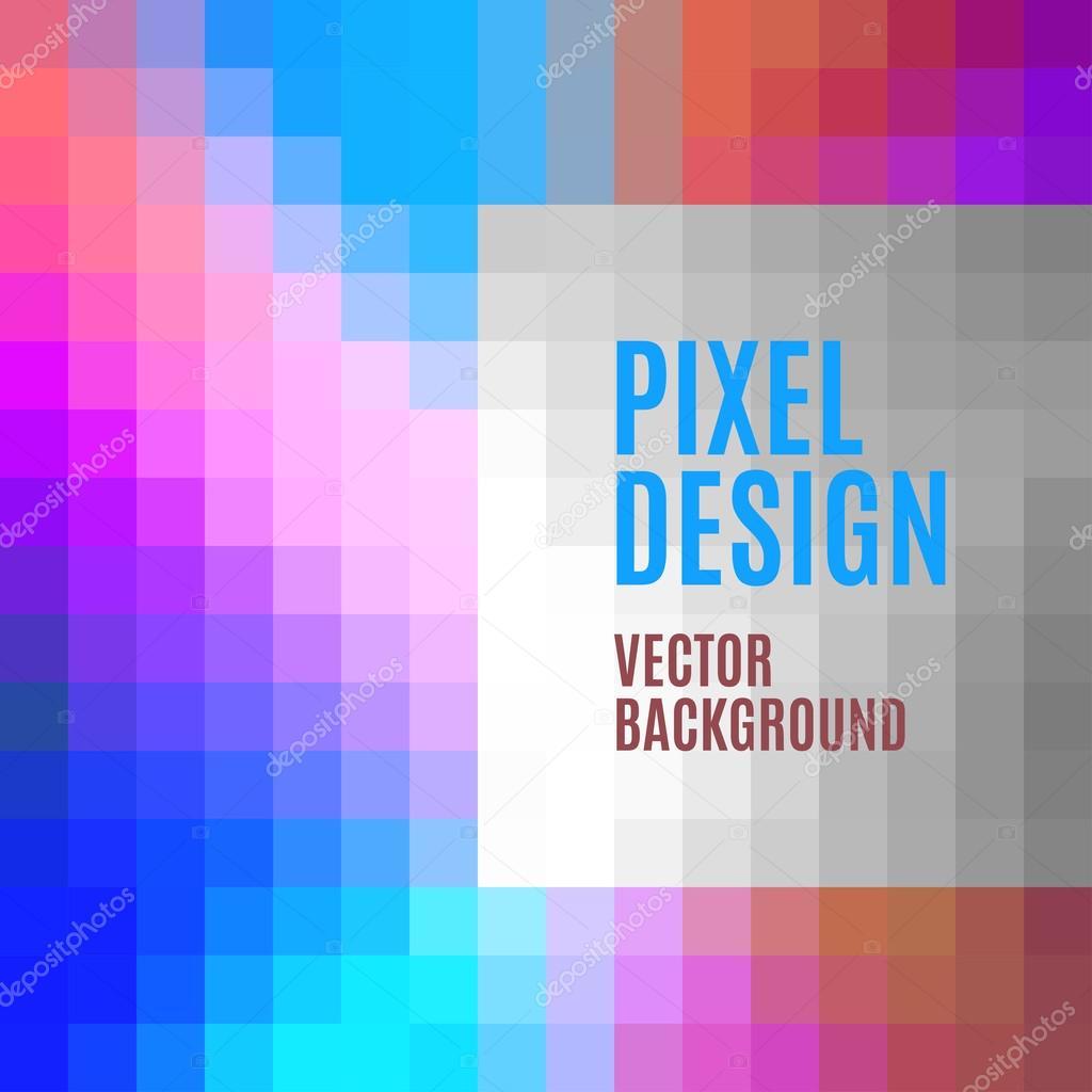 Plantilla pixel — Archivo Imágenes Vectoriales © vlastas #71780129