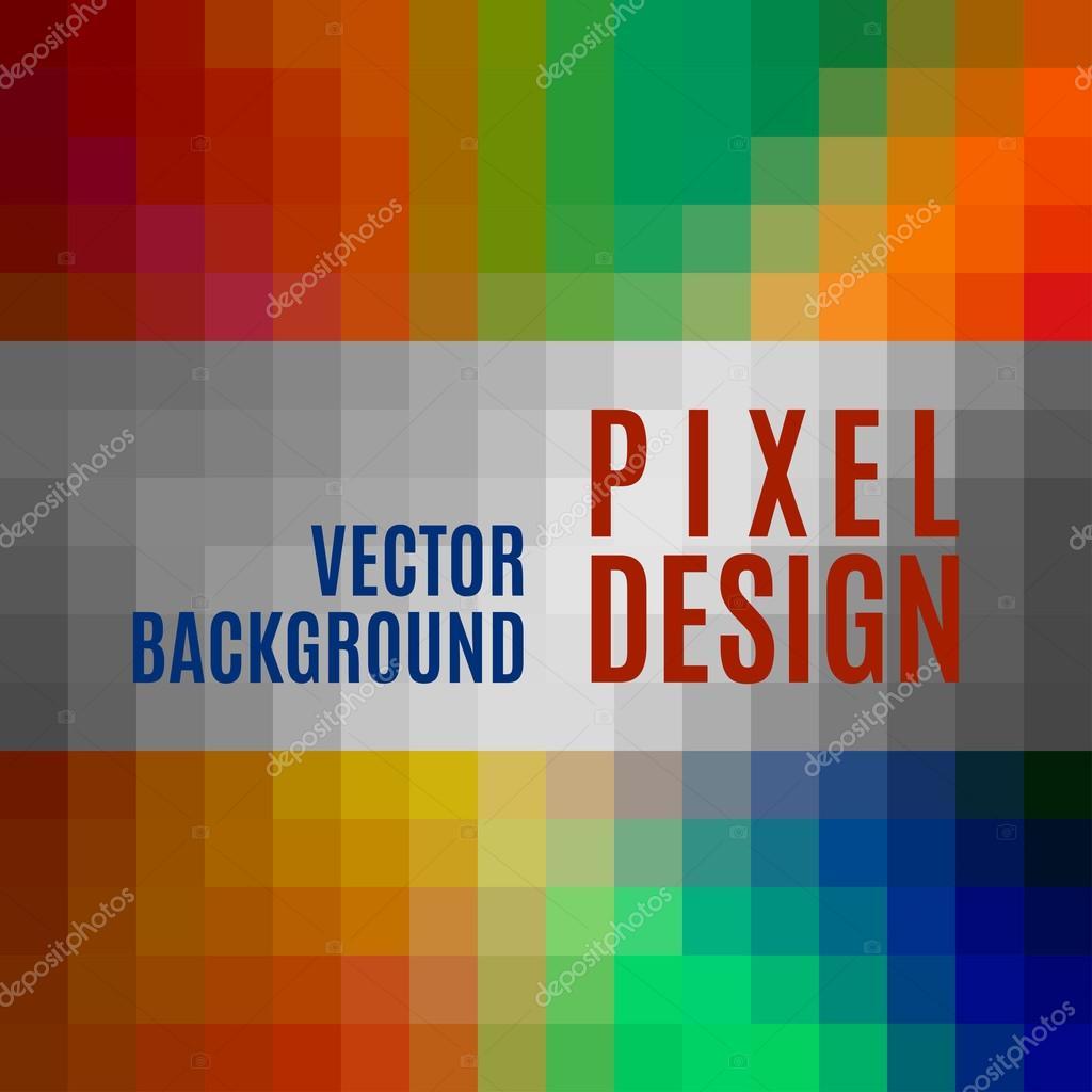 Plantilla pixel — Archivo Imágenes Vectoriales © vlastas #71780139