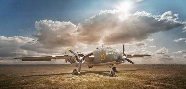 Old bomber i