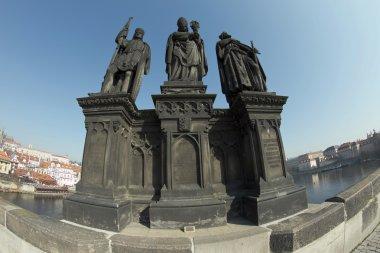 St. Norbert, Wenceslas and Sigismund