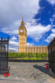 Big Ben und der Palace of Westminster in London