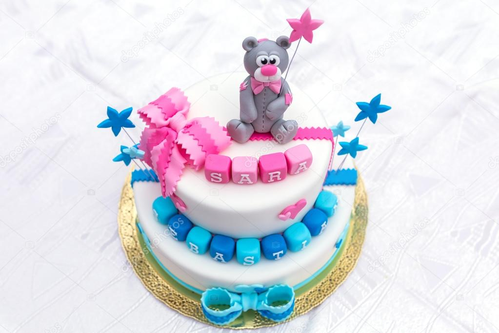 Terrific Pictures Baby Boy Birthday Cake Birthday Cake For Baby Boy And Funny Birthday Cards Online Elaedamsfinfo