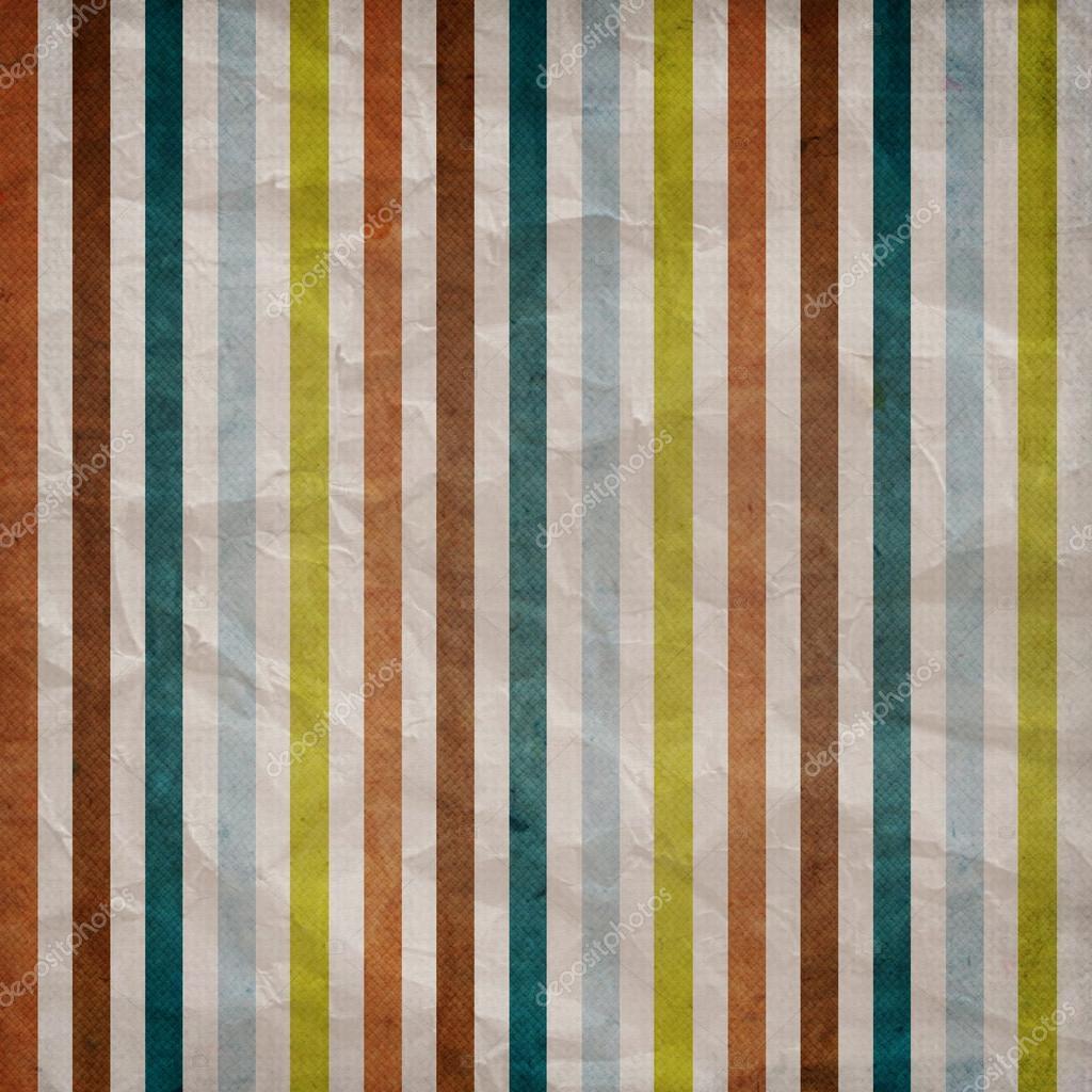 rayures rétro - fond avec la couleur marron, bleu, gris