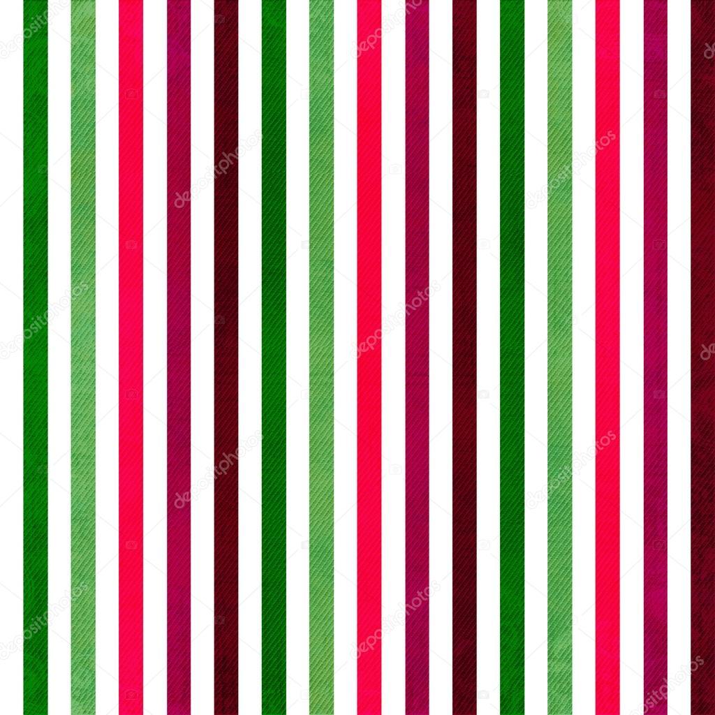 Patr n de rayas retro fondo con color rojo verde - Papel de pared de rayas ...