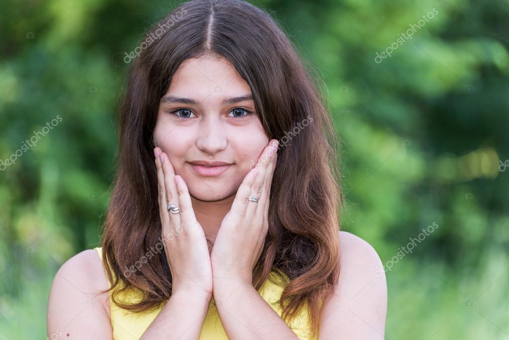 meisje 14 jaar