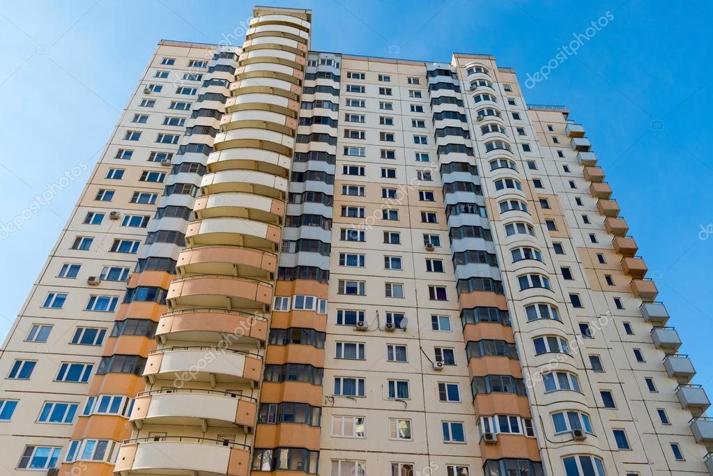 Moderni edifici residenziali pi piani a mosca russia for Piani di costruzione di edifici residenziali in metallo