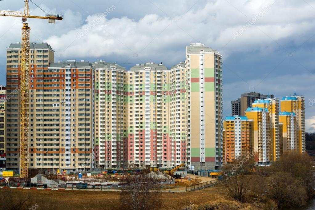 Krasnogorsk russia aprile 18 2015 krasnogorsk citt for Piani di fattoria di 2000 piedi quadrati