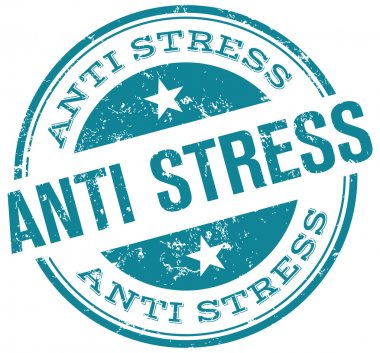 Anti stress stamp