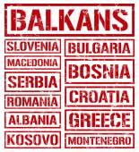 Fényképek balkáni országok
