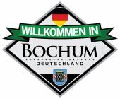 Fotografie bochum-deutschland-sticker