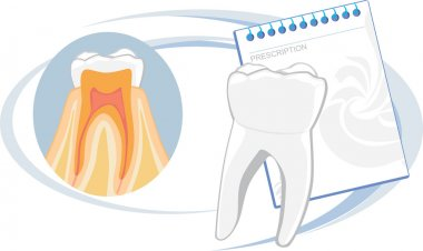 Healthy teeth. Prescription