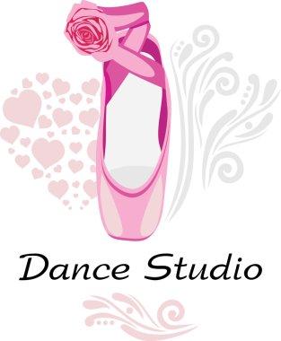 Dance studio. Logotype