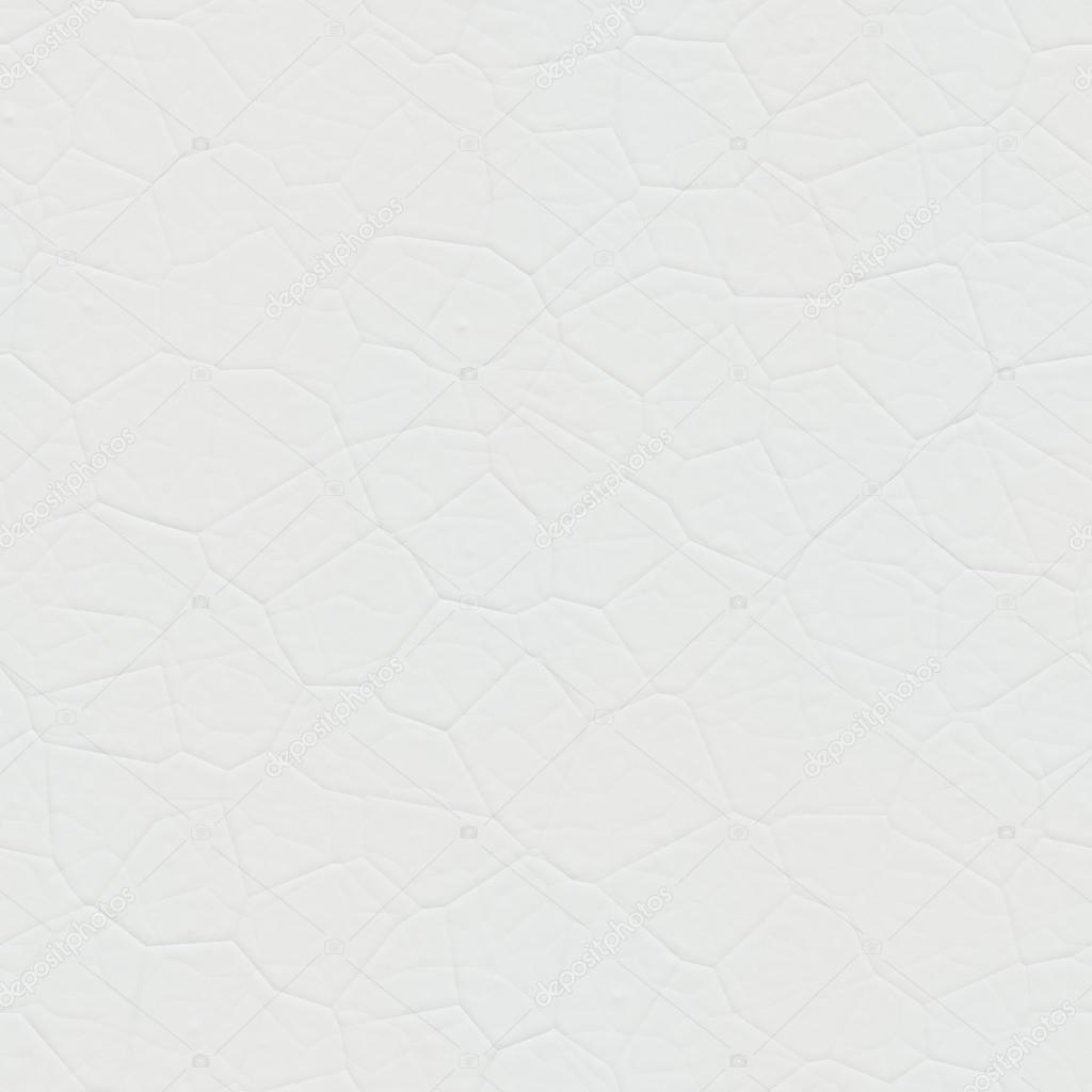 Seamless White Leather Texture Stock Photo