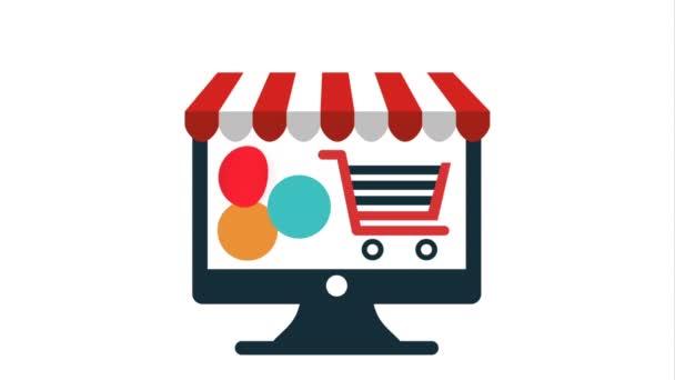 buy online icon design