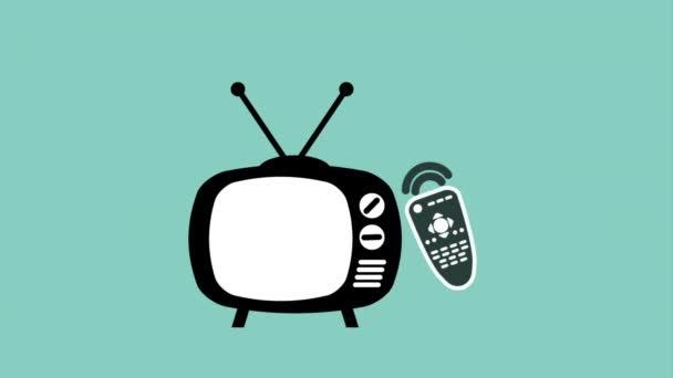 televizní obrazovky designu