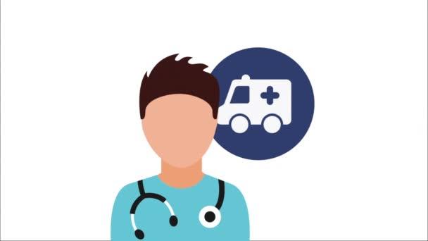 Healthcare icon design