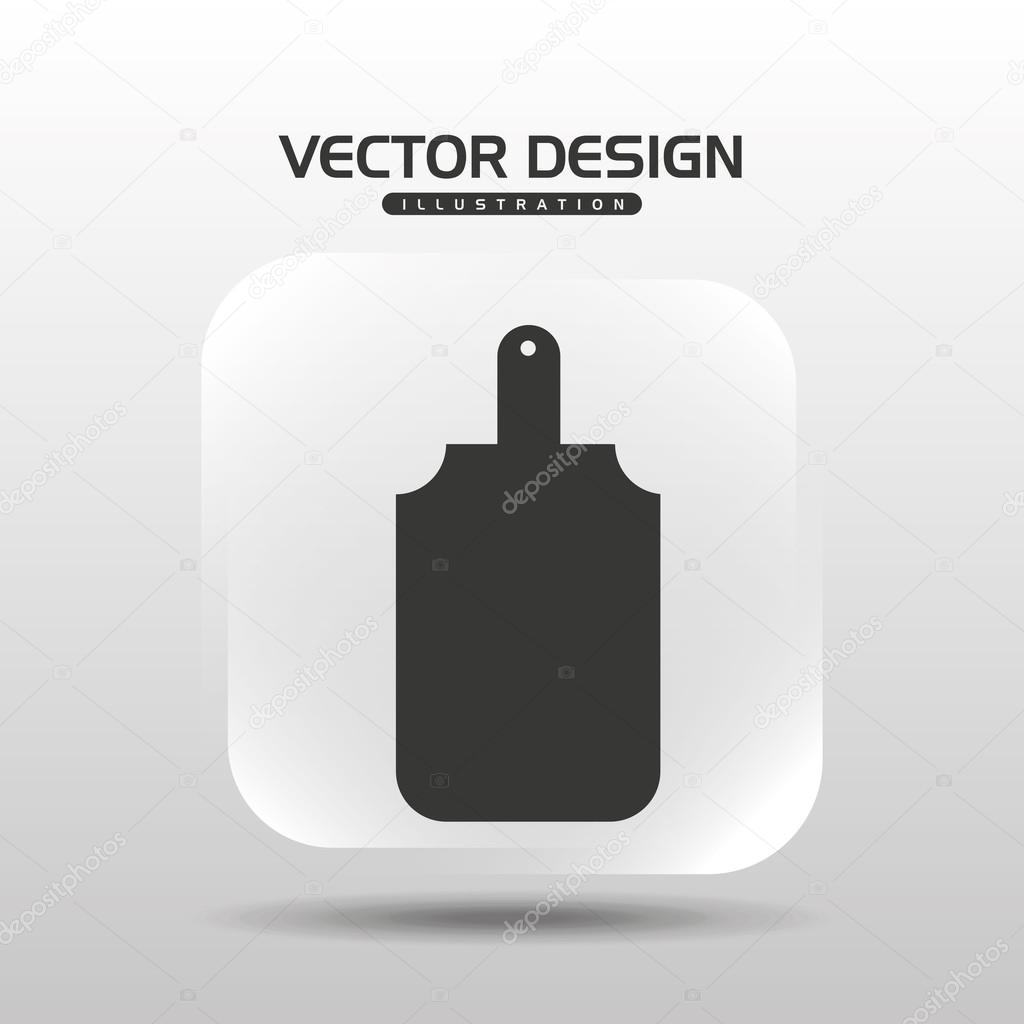 utensilios de cocina de diseño — Vector de stock © yupiramos #100388512
