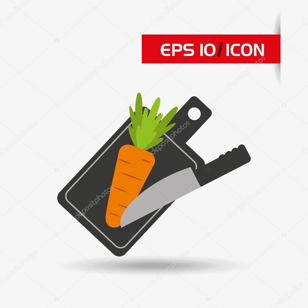 utensilios de cocina de diseño — Vector de stock © yupiramos #100388522