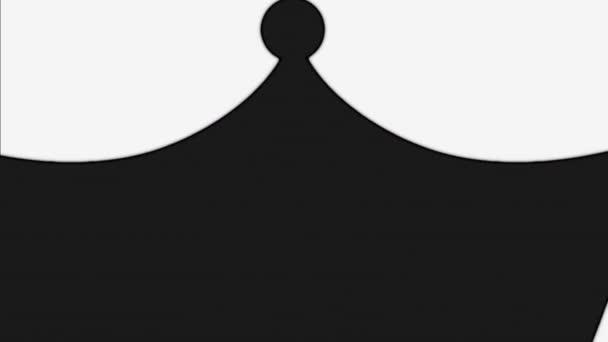 Korunní ikonu design, Video animace