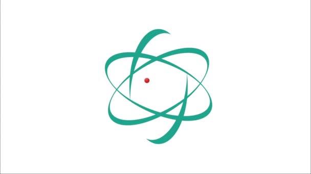 chemie koncept design, Video animace