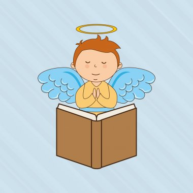 cute angel design
