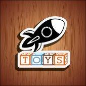 hračky děti design