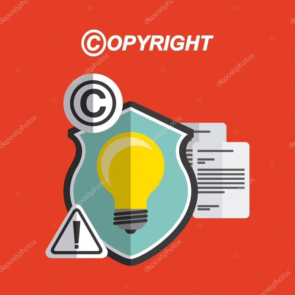 d2c5cf0f35643 Diseño del símbolo de copyright