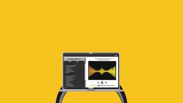 audio icon design