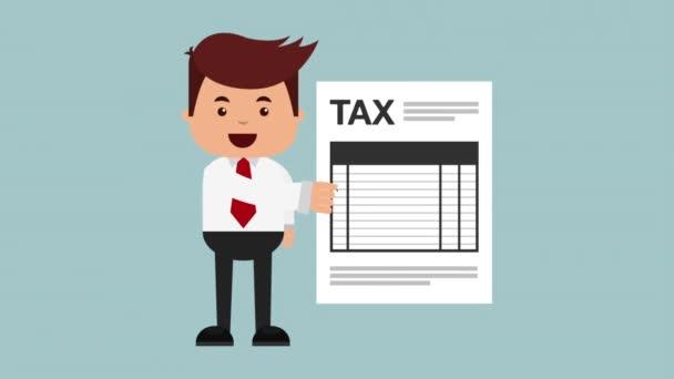 Steuerzeitanimation