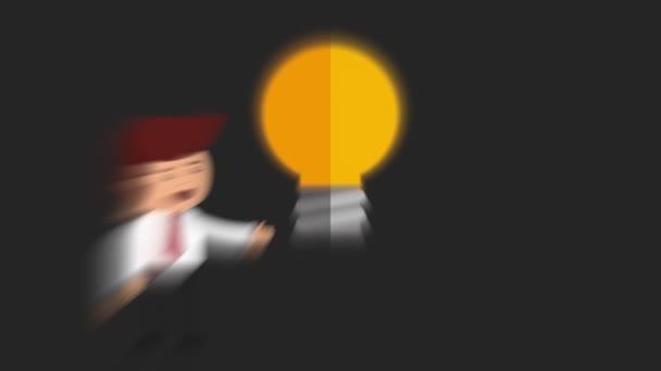 money concept  animation