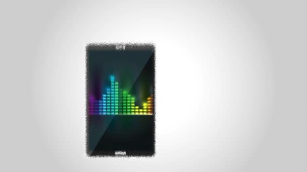 Audio-Icon-Design, Video-Animation