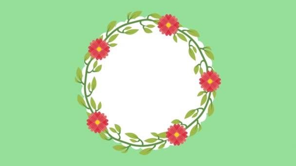 virágos dekoráció design