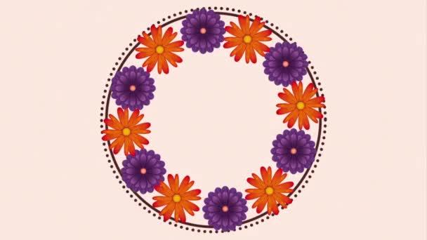 floral decoration design