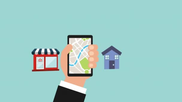 gps and location design