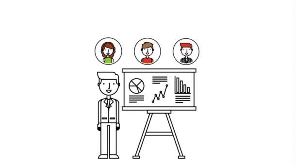 Bildung Online-Design mit Menschen